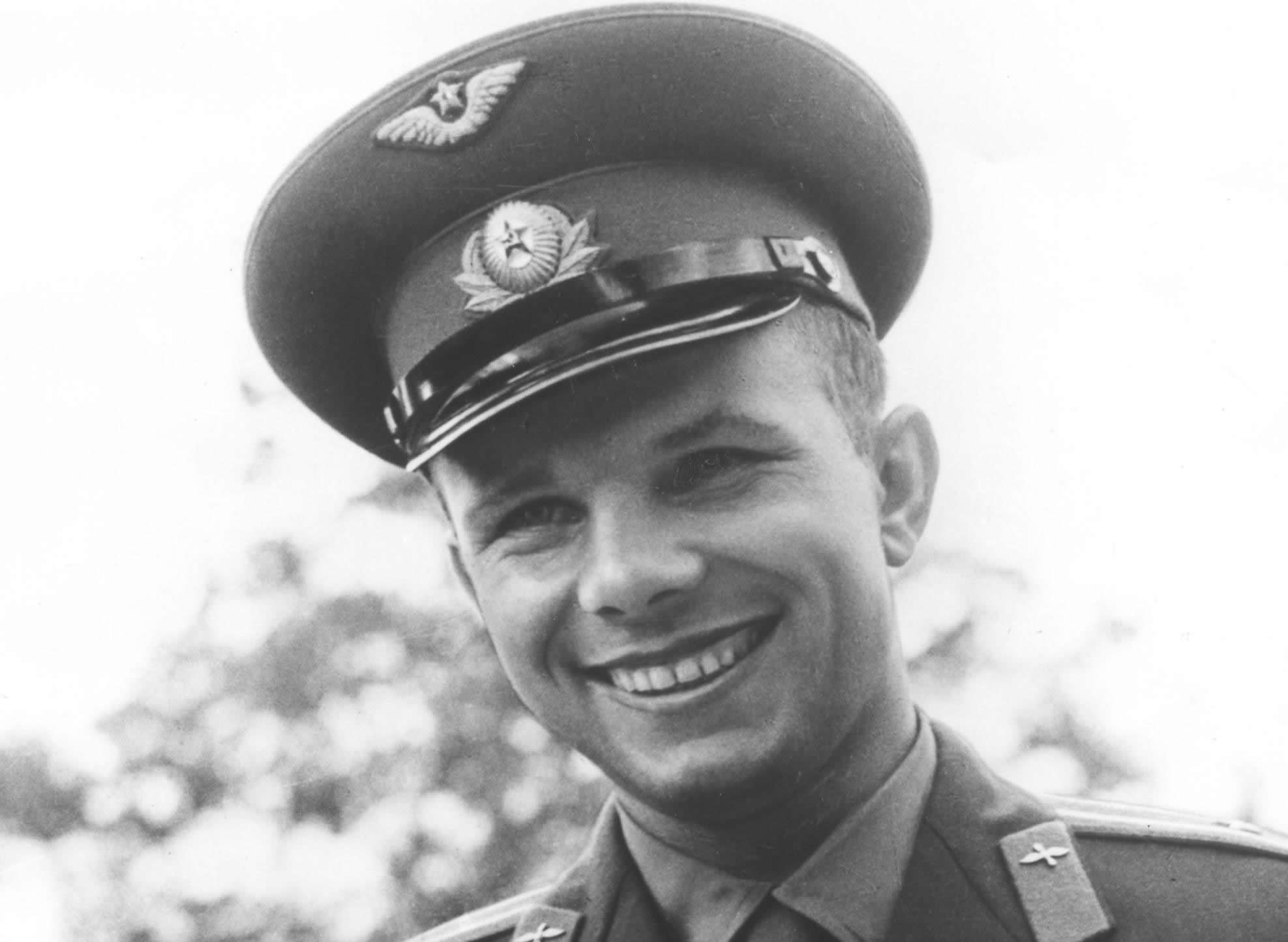 do what did yuri gagarin - photo #14