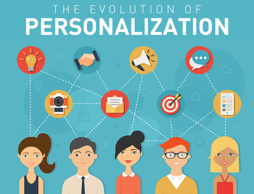 The Evolution of Personalization